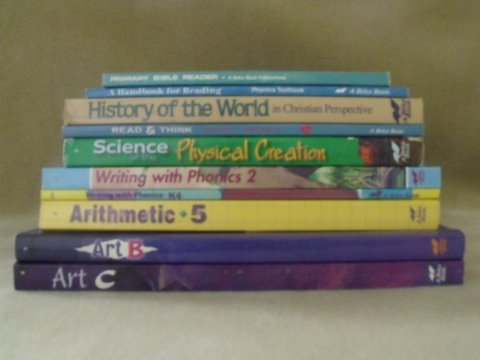 Abeka Homeschool Curriculum