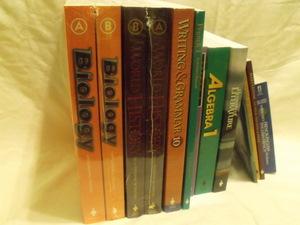 Bob Jones Math 5 BJU homeschooling teacher guide and cd