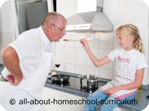 montessori home school